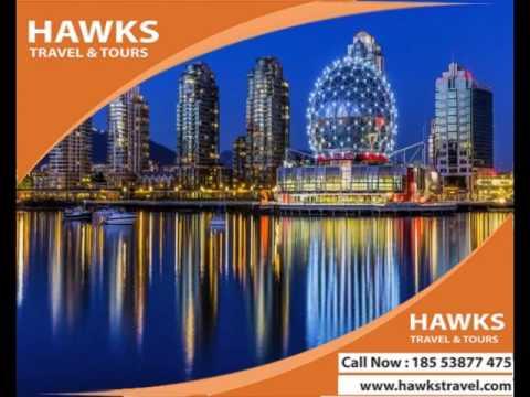 Hawks Travel & Tours Ltd. Mississauga, Toronto, Brampton  GTA Canada