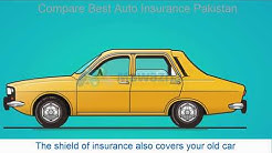 Compare best auto insurance in Pakistan at Mawazna.com