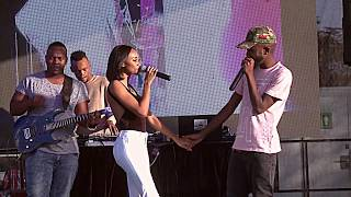 Chris Hani Hip Hop Vs Poetry Festival with Kwesta