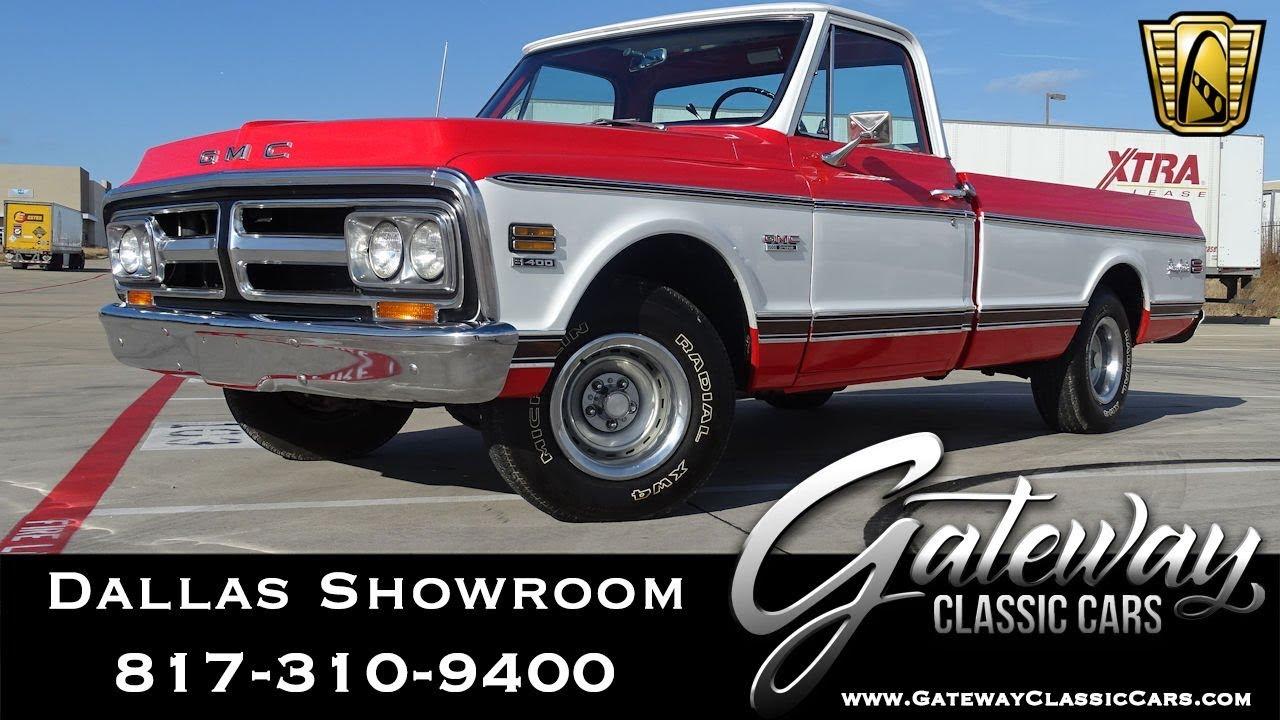 1972 GMC Sierra Grande #909 Gateway Classic Cars of Dallas