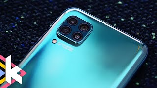Frontal-Angriff: Huawei P40 lite review