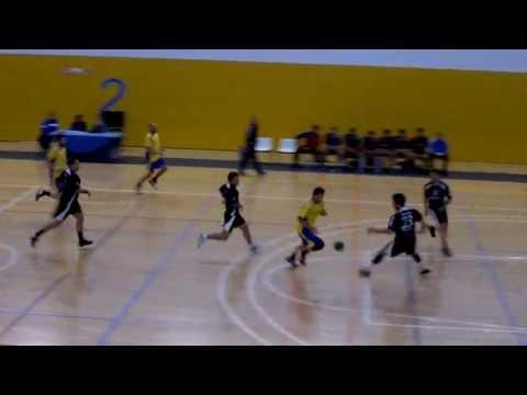 Gol contraataque Eduardo Roses