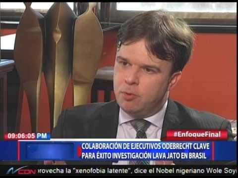 Colaboración de ejecutivos Odebrecht clave para éxito investigación Lava Jato en Brasil