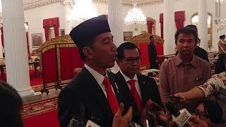 Jokowi Angkat Bicara soal Sejumlah Kecelakaan Proyek Infrastruktur