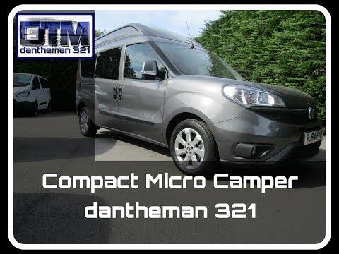 Brand New Compact Micro Campervan Conversion Fiat Doblo LWB Full Tour Series 5 Finale