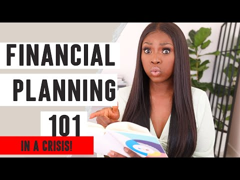 HOW TO BUILD YOUR OWN FINANCIAL PLAN WHEN SH*T HITS THE FAN! INVESTING, SAVING & MORE.