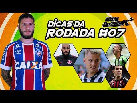 CARTOLA FC l DICAS PARA A RODADA 7 - ZÉ RAFAEL DE CAPITÃO, BORA MITA !