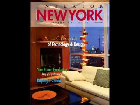Interior New York Magazine Winners