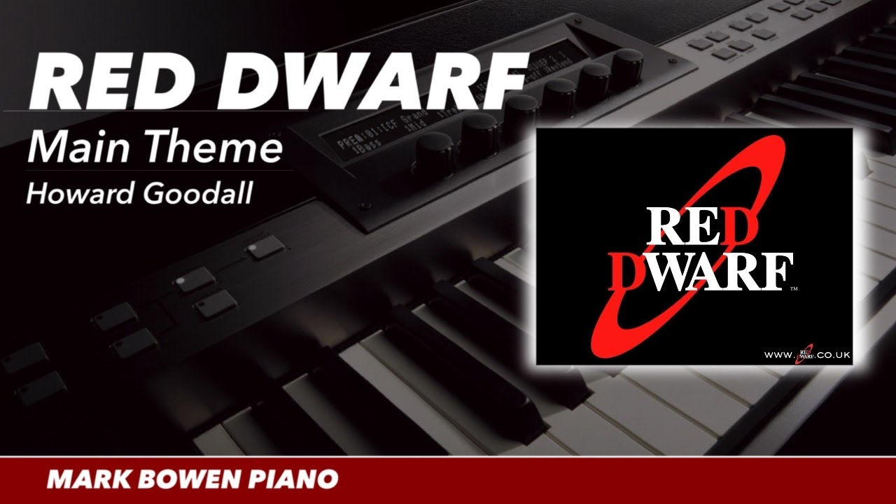 Red Dwarf Theme Song (Piano Cover) - YouTube