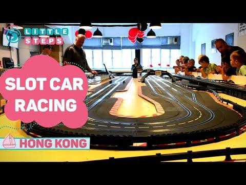 Awesome Indoor Activities In Hong Kong – Slot Car Racing
