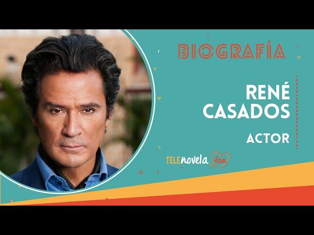 Biografía René Casados