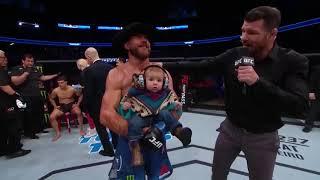 UFC Оттава: Дональд Серроне - Слова после боя