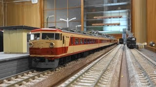【16番(HO)】157系皇室用貴賓列車