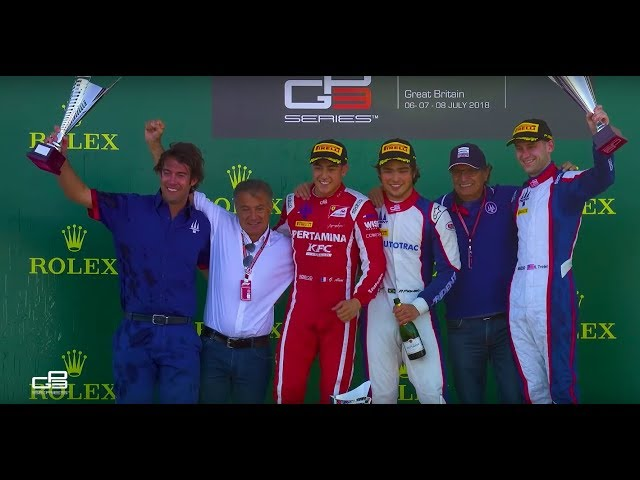 GP3 Highlights | 2018 GP3 Series Review