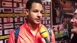 VIDEO: Daniel Congré après MHSC 1-3 PSG