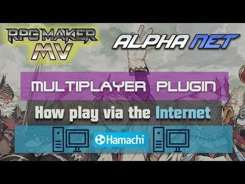 RPG Maker MV Multiplayer Hamachi Guide