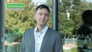 Mario Emig, Head of Information Security bei Controlware, über den 10. Controlware #SecurityDay