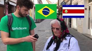 Babushka Tips - Brazil vs Costa Rica prediction World Cup 2018