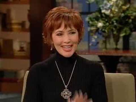 Janine Turner Interview on The 700 Club