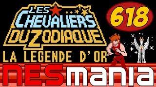 618/714 Les Chevaliers du Zodiaque (PAL) - NESMania