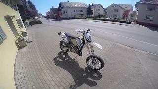 Motovlog   Was würde ich an meiner KTM EXC 125 noch gerne verändern?   Sumoduro