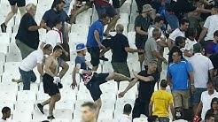 UEFA droht England und Russland nach Ausschreitungen mit EM-Ausschluss