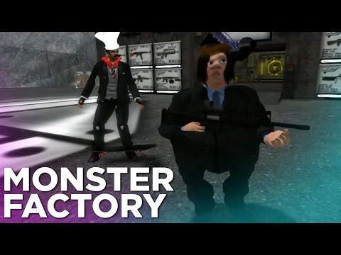 Monster Factory: Second Life, Second Chances - Part Two