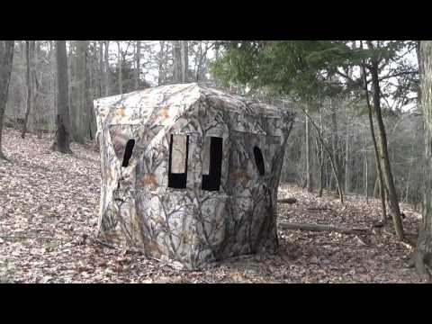 Muddy Redemption Ground Blind Review