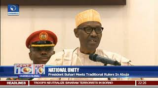 President Buhari Begs Governors To Pay Salaries
