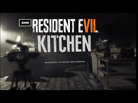 Resident Evil 7: KITCHEN VR HD Demo Playstation VR Walkthrough Longplay Gameplay No Commentary