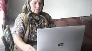 Бабушка ругается матом угар по русски