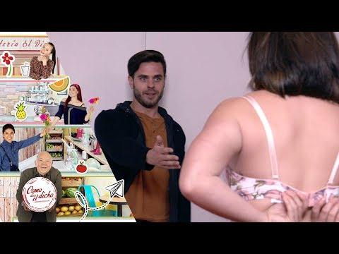 Ramón enloquece a Sonia | El que no tiene faltas... | Como dice el dicho