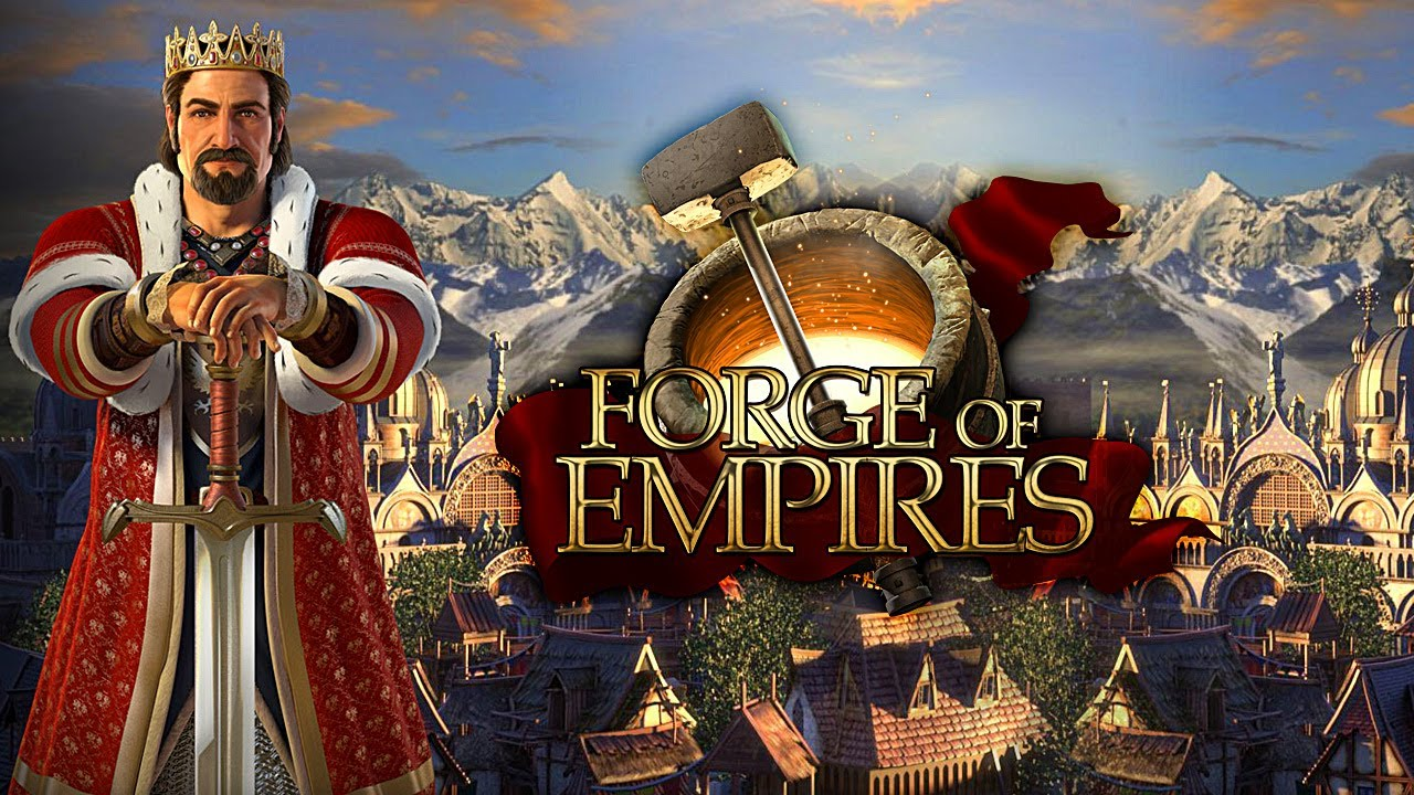 Forge Of Empires Spielen