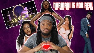NORMANI & KHALID - LOVE LIES (LIVE ON FALLON) |REACTION| *FIRST LIVE PERFORMANCE*