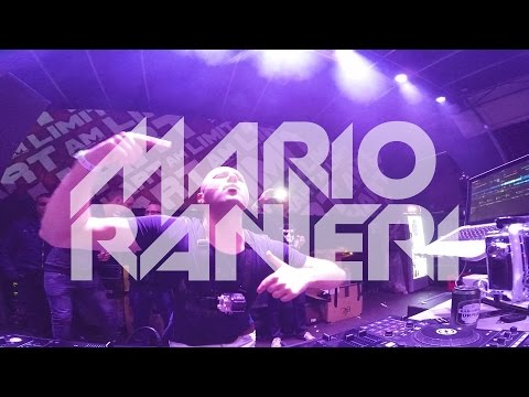 """Mario Ranieri ends with Snow's """"Informer"""" (Hardcore) at NATURE ONE Festival Germany"""
