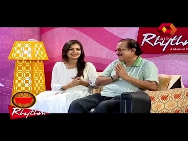 Nazriya Nazim  TP Madhavan on Rhythm