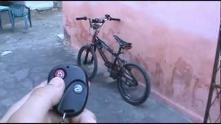 alarme para bicicletas - João Pessoa - PB