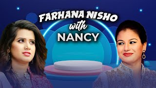 Farhana Nisho with Nancy (http://farhananisho.com/)
