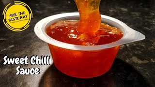 Sweet Red Chilli Sauce Recipe | How to Make Sweet Red Chilli S…