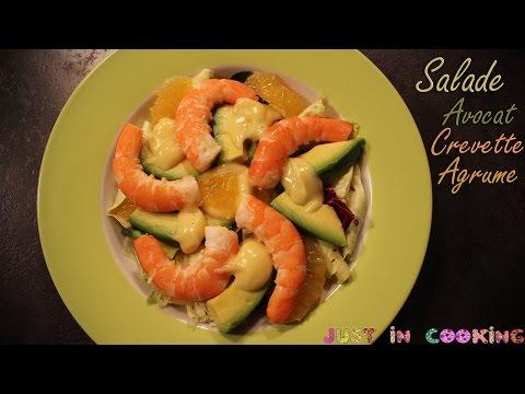 recette-de-salade-avocat-crevette-agrume