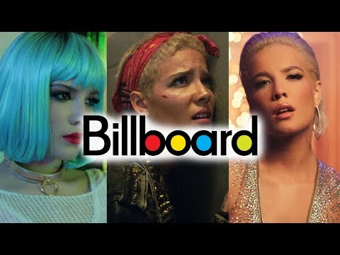 Halsey - Billboard Chart History Mp3