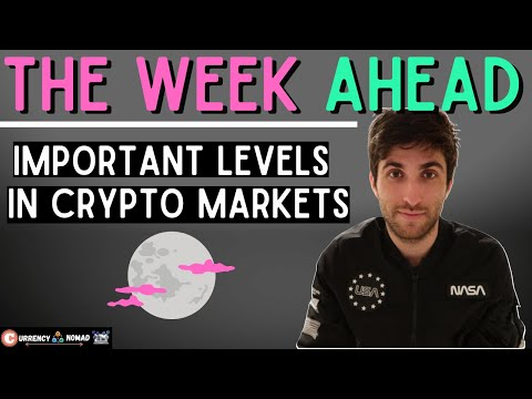 The Week Ahead In Crypto   Technical Analysis of The Crypto Markets
