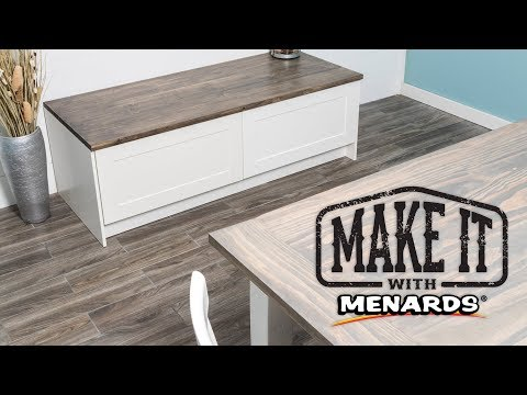 Dining Room Bench - Make It Wi...