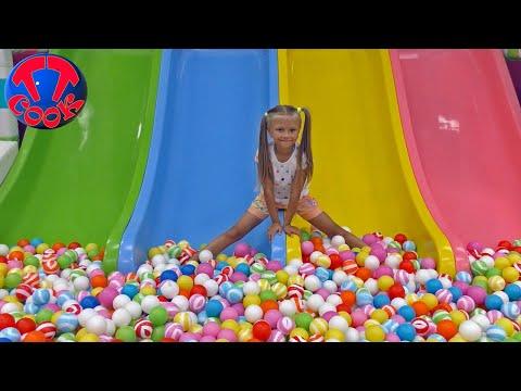ВЛОГ Едем в Торговый Центр Mall Of Antalya Развлекательный Центр для Детей
