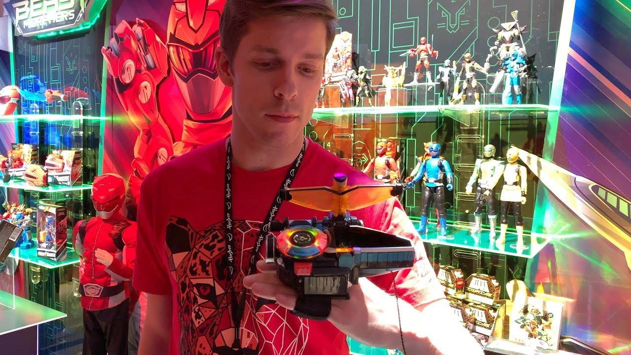 Beast X Morpher Demo New York Toy Fair 2019 Youtube
