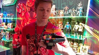 Beast-X Morpher Demo @ New York Toy Fair 2019