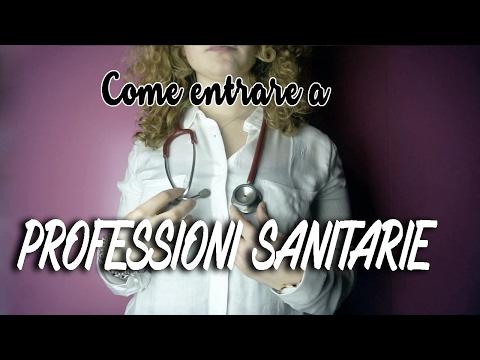 INFO SUL TEST DI PROFESSIONI SANITARIE
