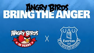 Angry Birds & Everton | Bring The Anger Challenge!