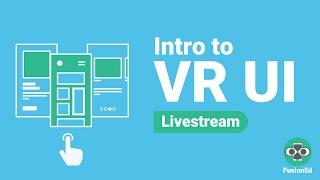 Unity VR Tutorial: Introduction Virtual Reality UI / UX