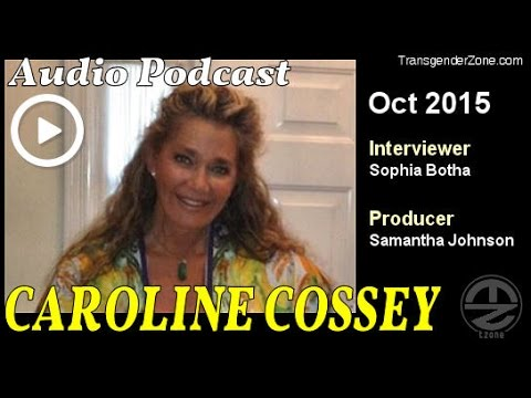 Caroline Cossey Interview Transgender Zone